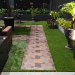 jasa pembuatan taman indoor